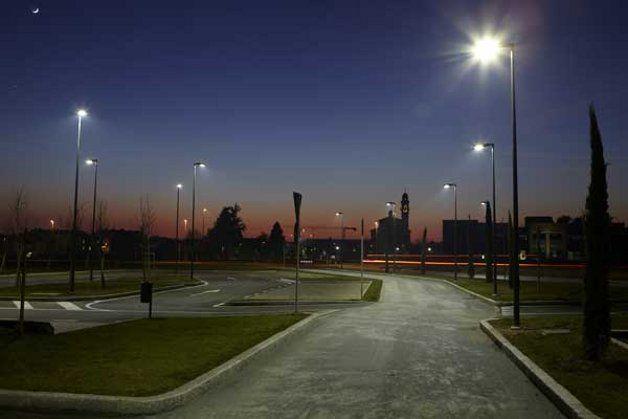 illuminazione pubblica  Energie Rinnovate