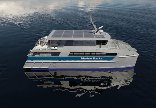 Incat-and-MEO-Start-Construction-of-Catamaran-Patrol-Vessel