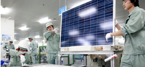 Trina_Solar_Photovoltaic-production-lab-manufacturers
