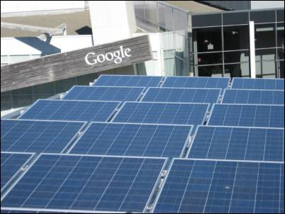 Google Solar Power