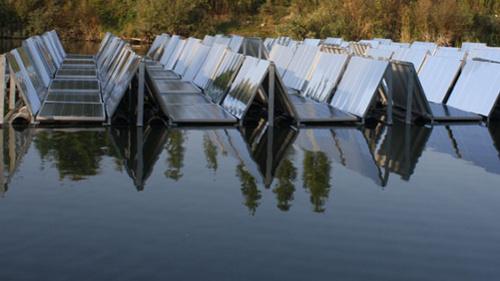 fotovoltaico-galleggiante