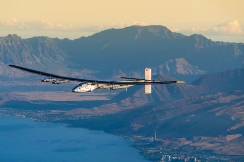 Solar-Impulse-Hawaii